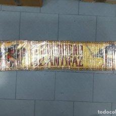 Tebeos: GUERRERO DEL ANTIFAZ COLECCIONABLE PACK (CASI COMPLETA 68 TOMOS DE 69 - FALTA EL 22). Lote 103700195