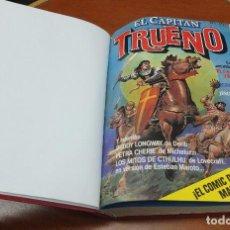 Tebeos: EL CAPITÁN TRUENO -NÚMEROS DEL 1 AL 12 EN UN TOMO- BRUGUERA 1986. OFERTA.. Lote 103725355
