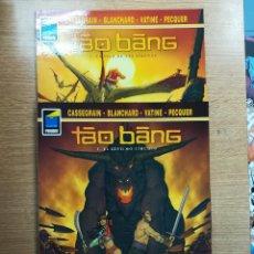 Tebeos: TAO BANG COLECCION COMPLETA (2 TOMOS - RUSTICA). Lote 103930207