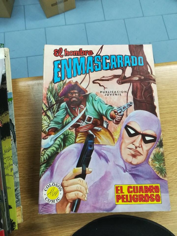 Tebeos: EL HOMBRE ENMASCARADO (EDITORIAL VALENCIANA) COLECCION COMPLETA (52 NUMEROS) - Foto 39 - 103964787