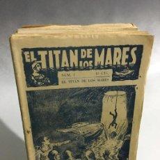 Tebeos: EL TITAN DE LOS MARES COMPLETA A FALTA DE UNO. Lote 103983167