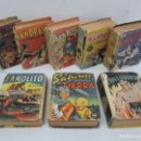 Tebeos: 8 PEQUEÑOS GRANDES LIBROS. EDITORIAL ABRIL. MANDRAKE, BUCK ROGERS, SATURNO, AMAZONA, FAROLITO..... Lote 104629415