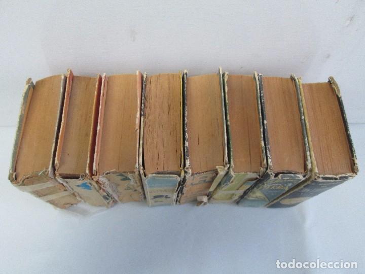 Tebeos: 8 PEQUEÑOS GRANDES LIBROS. EDITORIAL ABRIL. MANDRAKE, BUCK ROGERS, SATURNO, AMAZONA, FAROLITO.... - Foto 3 - 104629415