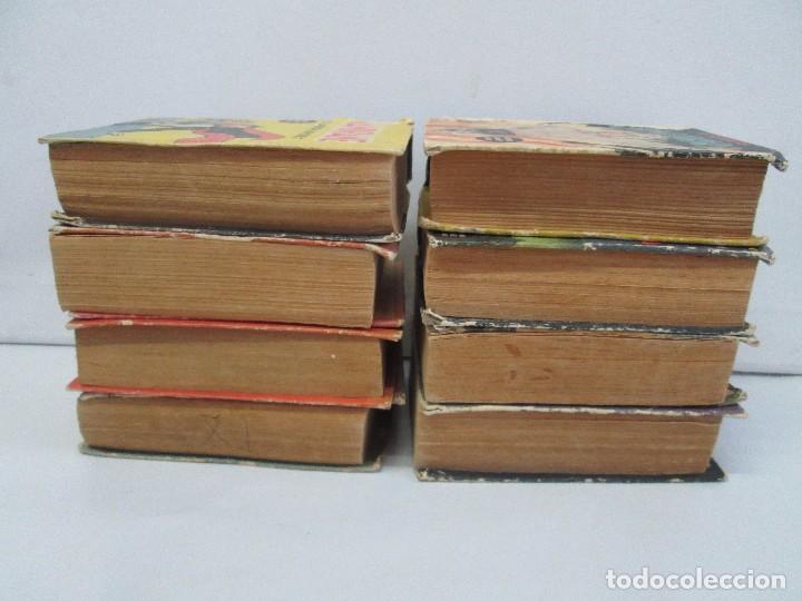 Tebeos: 8 PEQUEÑOS GRANDES LIBROS. EDITORIAL ABRIL. MANDRAKE, BUCK ROGERS, SATURNO, AMAZONA, FAROLITO.... - Foto 4 - 104629415