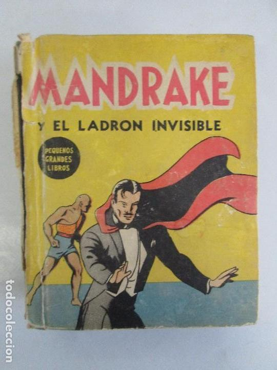 Tebeos: 8 PEQUEÑOS GRANDES LIBROS. EDITORIAL ABRIL. MANDRAKE, BUCK ROGERS, SATURNO, AMAZONA, FAROLITO.... - Foto 6 - 104629415
