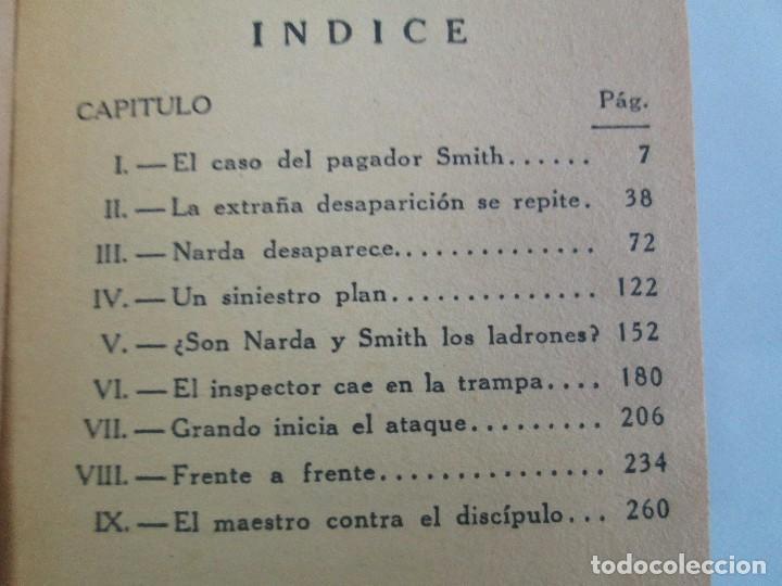 Tebeos: 8 PEQUEÑOS GRANDES LIBROS. EDITORIAL ABRIL. MANDRAKE, BUCK ROGERS, SATURNO, AMAZONA, FAROLITO.... - Foto 9 - 104629415
