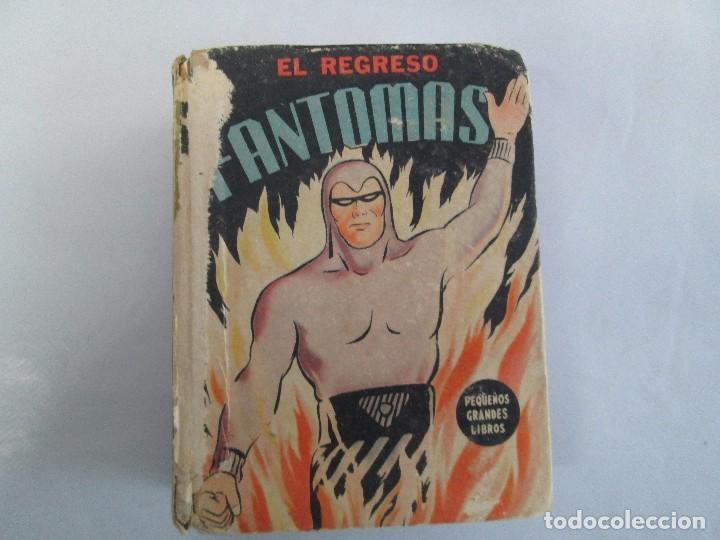 Tebeos: 8 PEQUEÑOS GRANDES LIBROS. EDITORIAL ABRIL. MANDRAKE, BUCK ROGERS, SATURNO, AMAZONA, FAROLITO.... - Foto 15 - 104629415