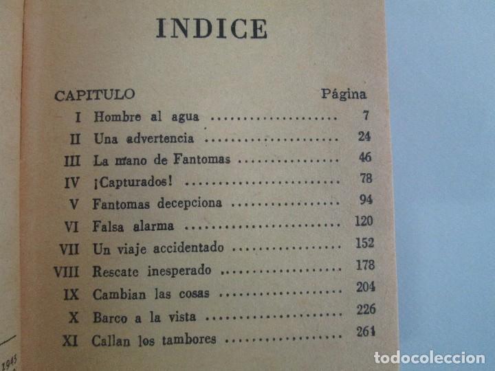 Tebeos: 8 PEQUEÑOS GRANDES LIBROS. EDITORIAL ABRIL. MANDRAKE, BUCK ROGERS, SATURNO, AMAZONA, FAROLITO.... - Foto 18 - 104629415