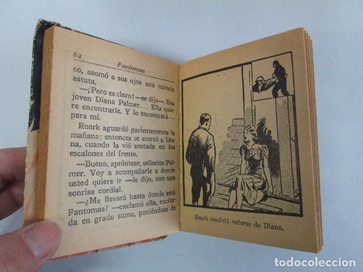 Tebeos: 8 PEQUEÑOS GRANDES LIBROS. EDITORIAL ABRIL. MANDRAKE, BUCK ROGERS, SATURNO, AMAZONA, FAROLITO.... - Foto 19 - 104629415