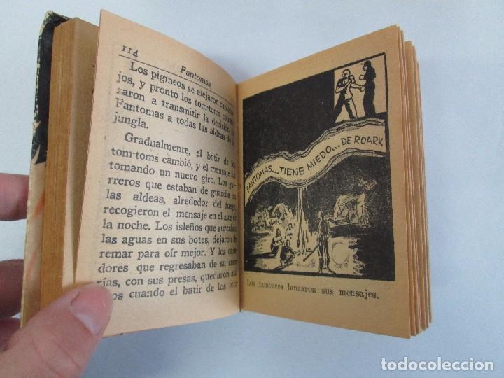 Tebeos: 8 PEQUEÑOS GRANDES LIBROS. EDITORIAL ABRIL. MANDRAKE, BUCK ROGERS, SATURNO, AMAZONA, FAROLITO.... - Foto 20 - 104629415