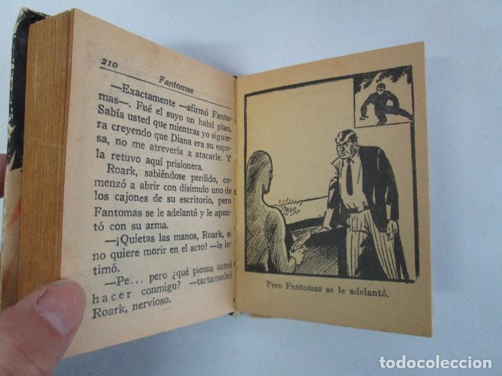 Tebeos: 8 PEQUEÑOS GRANDES LIBROS. EDITORIAL ABRIL. MANDRAKE, BUCK ROGERS, SATURNO, AMAZONA, FAROLITO.... - Foto 21 - 104629415