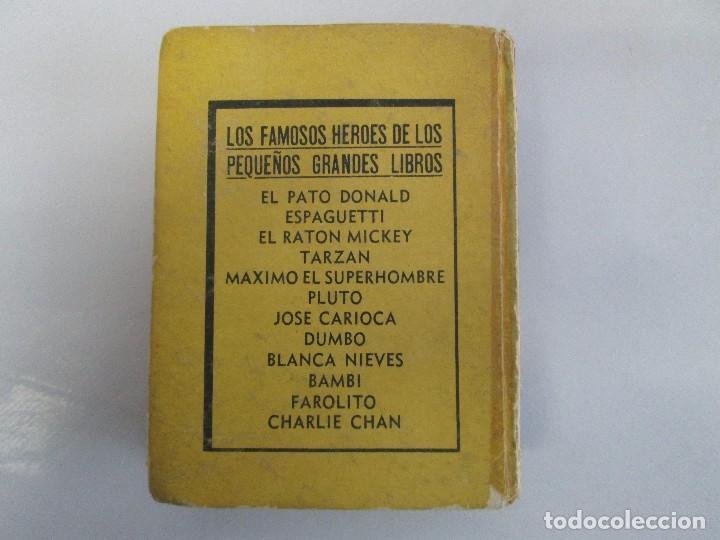 Tebeos: 8 PEQUEÑOS GRANDES LIBROS. EDITORIAL ABRIL. MANDRAKE, BUCK ROGERS, SATURNO, AMAZONA, FAROLITO.... - Foto 22 - 104629415