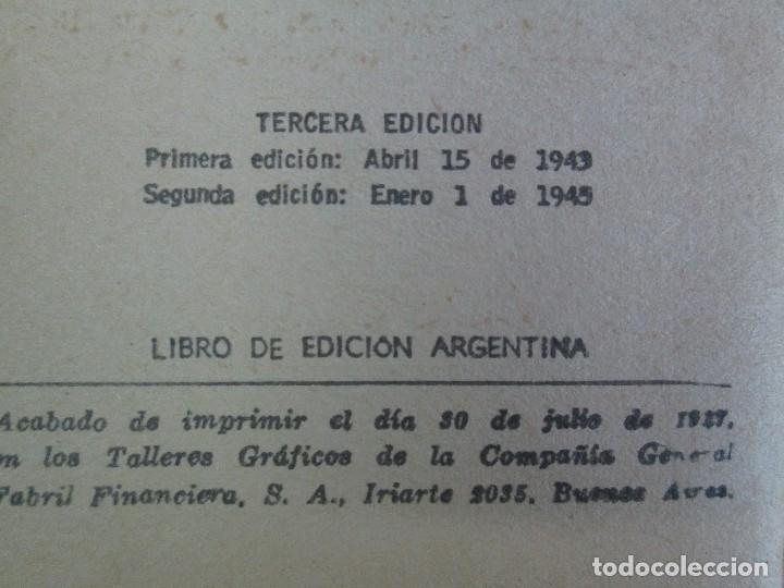 Tebeos: 8 PEQUEÑOS GRANDES LIBROS. EDITORIAL ABRIL. MANDRAKE, BUCK ROGERS, SATURNO, AMAZONA, FAROLITO.... - Foto 25 - 104629415
