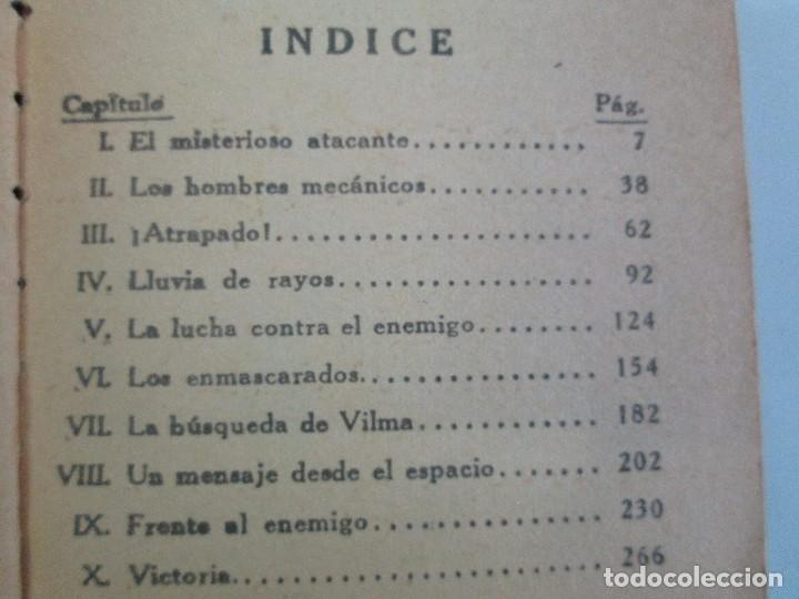 Tebeos: 8 PEQUEÑOS GRANDES LIBROS. EDITORIAL ABRIL. MANDRAKE, BUCK ROGERS, SATURNO, AMAZONA, FAROLITO.... - Foto 26 - 104629415