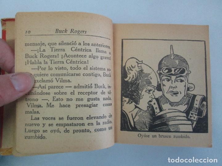 Tebeos: 8 PEQUEÑOS GRANDES LIBROS. EDITORIAL ABRIL. MANDRAKE, BUCK ROGERS, SATURNO, AMAZONA, FAROLITO.... - Foto 27 - 104629415