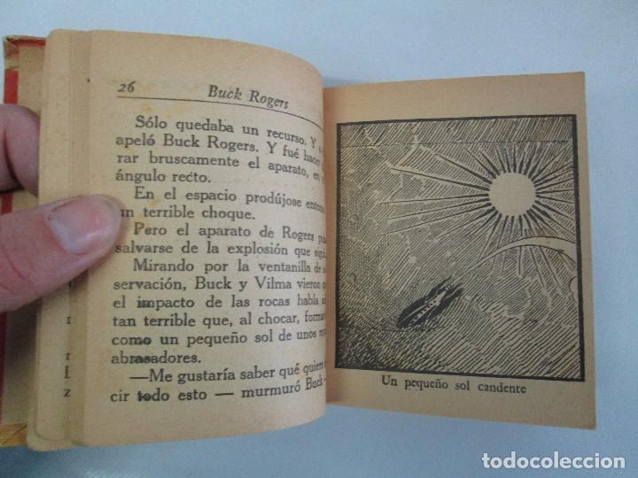 Tebeos: 8 PEQUEÑOS GRANDES LIBROS. EDITORIAL ABRIL. MANDRAKE, BUCK ROGERS, SATURNO, AMAZONA, FAROLITO.... - Foto 28 - 104629415