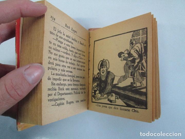 Tebeos: 8 PEQUEÑOS GRANDES LIBROS. EDITORIAL ABRIL. MANDRAKE, BUCK ROGERS, SATURNO, AMAZONA, FAROLITO.... - Foto 29 - 104629415