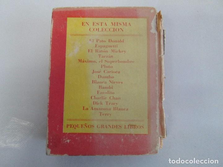 Tebeos: 8 PEQUEÑOS GRANDES LIBROS. EDITORIAL ABRIL. MANDRAKE, BUCK ROGERS, SATURNO, AMAZONA, FAROLITO.... - Foto 31 - 104629415