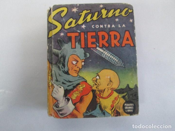 Tebeos: 8 PEQUEÑOS GRANDES LIBROS. EDITORIAL ABRIL. MANDRAKE, BUCK ROGERS, SATURNO, AMAZONA, FAROLITO.... - Foto 32 - 104629415