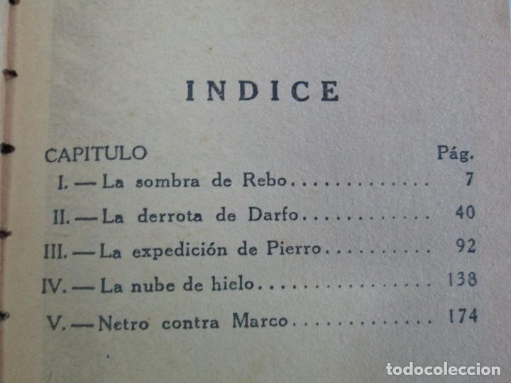 Tebeos: 8 PEQUEÑOS GRANDES LIBROS. EDITORIAL ABRIL. MANDRAKE, BUCK ROGERS, SATURNO, AMAZONA, FAROLITO.... - Foto 35 - 104629415