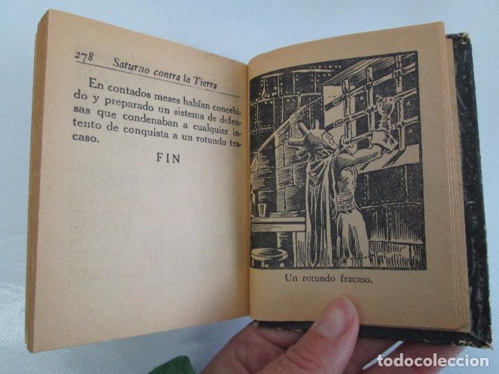 Tebeos: 8 PEQUEÑOS GRANDES LIBROS. EDITORIAL ABRIL. MANDRAKE, BUCK ROGERS, SATURNO, AMAZONA, FAROLITO.... - Foto 39 - 104629415