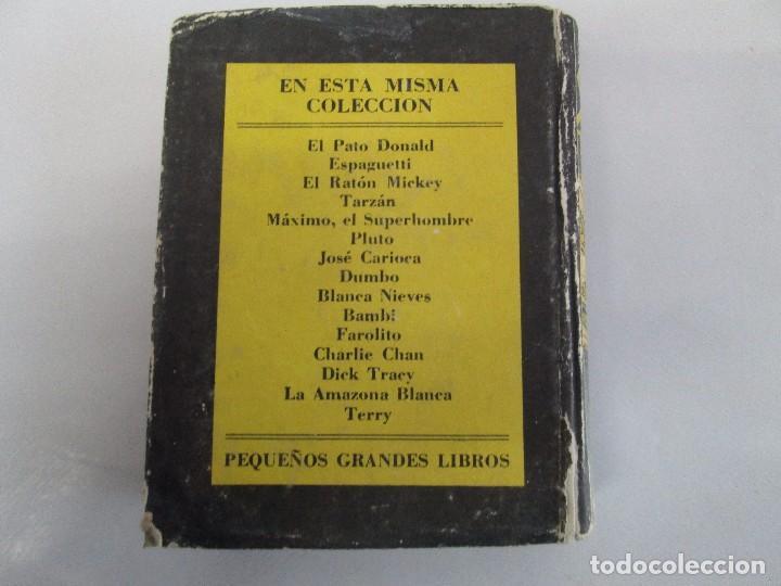 Tebeos: 8 PEQUEÑOS GRANDES LIBROS. EDITORIAL ABRIL. MANDRAKE, BUCK ROGERS, SATURNO, AMAZONA, FAROLITO.... - Foto 40 - 104629415