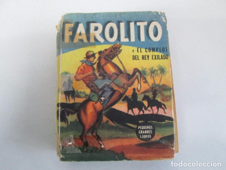 Tebeos: 8 PEQUEÑOS GRANDES LIBROS. EDITORIAL ABRIL. MANDRAKE, BUCK ROGERS, SATURNO, AMAZONA, FAROLITO.... - Foto 41 - 104629415