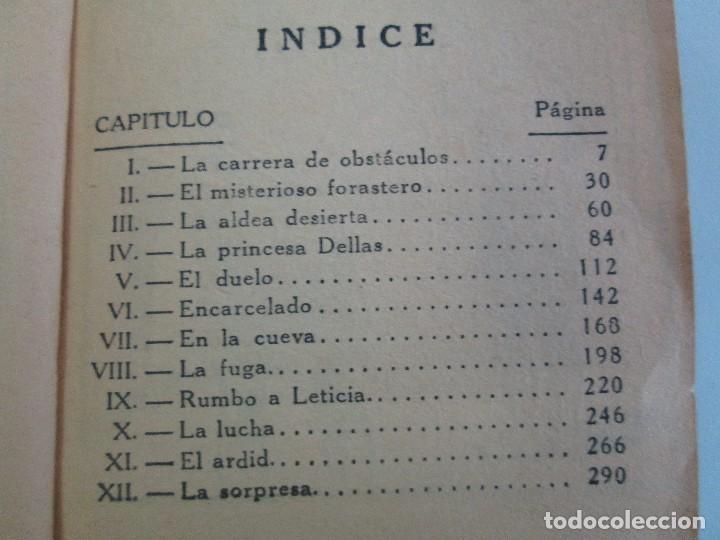 Tebeos: 8 PEQUEÑOS GRANDES LIBROS. EDITORIAL ABRIL. MANDRAKE, BUCK ROGERS, SATURNO, AMAZONA, FAROLITO.... - Foto 44 - 104629415