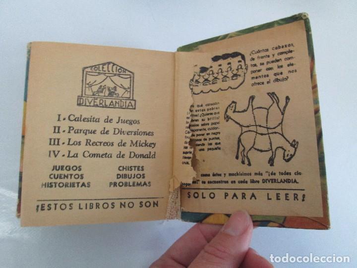Tebeos: 8 PEQUEÑOS GRANDES LIBROS. EDITORIAL ABRIL. MANDRAKE, BUCK ROGERS, SATURNO, AMAZONA, FAROLITO.... - Foto 48 - 104629415