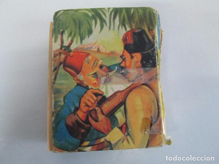 Tebeos: 8 PEQUEÑOS GRANDES LIBROS. EDITORIAL ABRIL. MANDRAKE, BUCK ROGERS, SATURNO, AMAZONA, FAROLITO.... - Foto 49 - 104629415