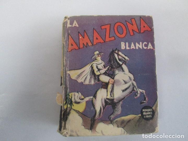 Tebeos: 8 PEQUEÑOS GRANDES LIBROS. EDITORIAL ABRIL. MANDRAKE, BUCK ROGERS, SATURNO, AMAZONA, FAROLITO.... - Foto 50 - 104629415