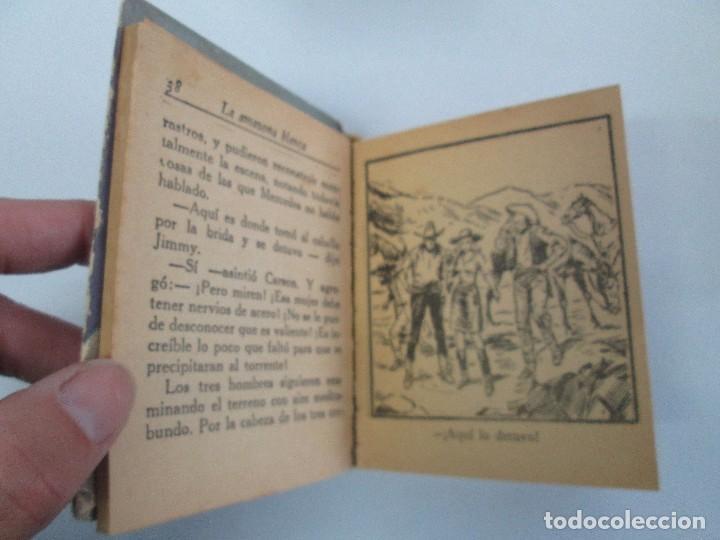 Tebeos: 8 PEQUEÑOS GRANDES LIBROS. EDITORIAL ABRIL. MANDRAKE, BUCK ROGERS, SATURNO, AMAZONA, FAROLITO.... - Foto 54 - 104629415