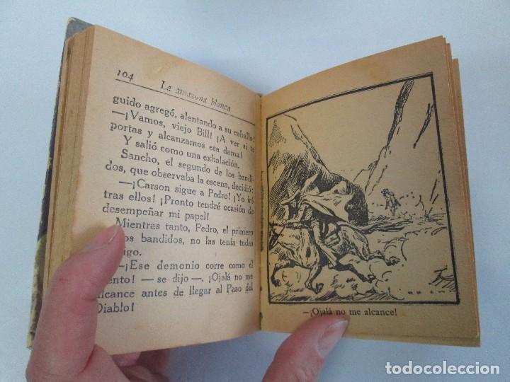 Tebeos: 8 PEQUEÑOS GRANDES LIBROS. EDITORIAL ABRIL. MANDRAKE, BUCK ROGERS, SATURNO, AMAZONA, FAROLITO.... - Foto 55 - 104629415