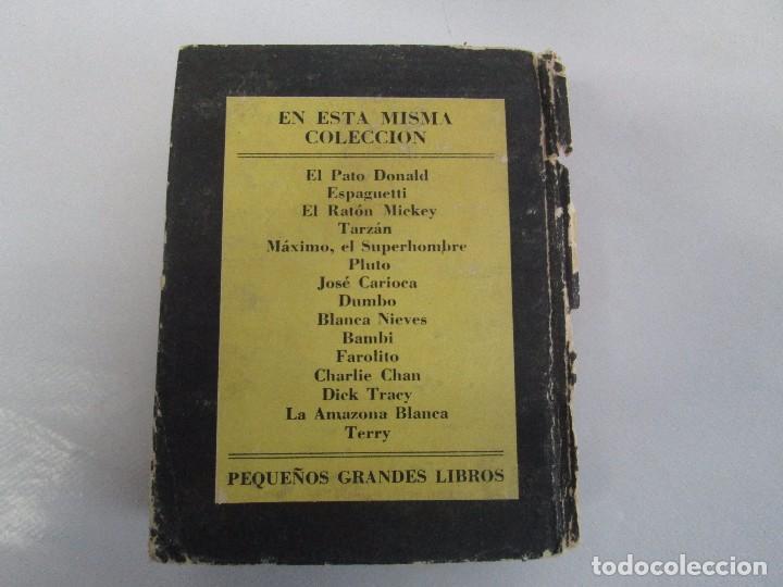 Tebeos: 8 PEQUEÑOS GRANDES LIBROS. EDITORIAL ABRIL. MANDRAKE, BUCK ROGERS, SATURNO, AMAZONA, FAROLITO.... - Foto 59 - 104629415