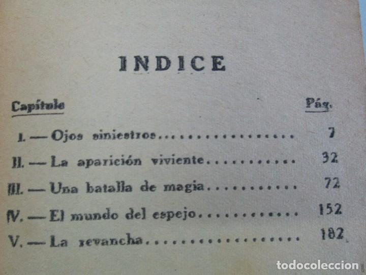 Tebeos: 8 PEQUEÑOS GRANDES LIBROS. EDITORIAL ABRIL. MANDRAKE, BUCK ROGERS, SATURNO, AMAZONA, FAROLITO.... - Foto 62 - 104629415