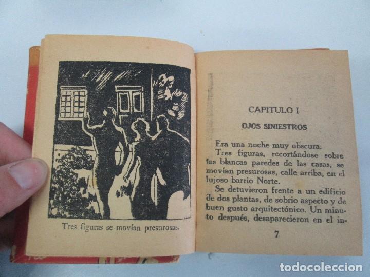 Tebeos: 8 PEQUEÑOS GRANDES LIBROS. EDITORIAL ABRIL. MANDRAKE, BUCK ROGERS, SATURNO, AMAZONA, FAROLITO.... - Foto 63 - 104629415