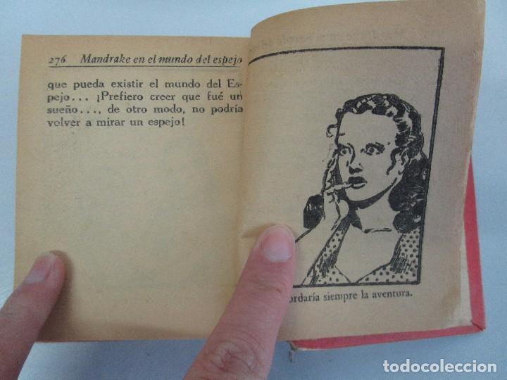 Tebeos: 8 PEQUEÑOS GRANDES LIBROS. EDITORIAL ABRIL. MANDRAKE, BUCK ROGERS, SATURNO, AMAZONA, FAROLITO.... - Foto 65 - 104629415