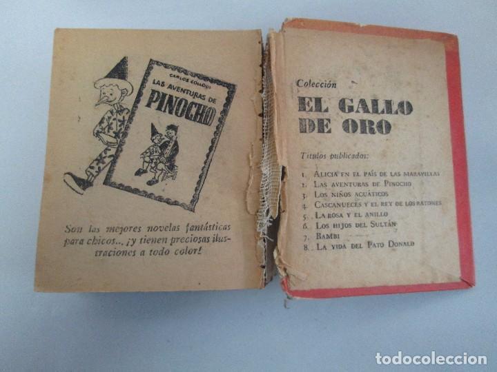 Tebeos: 8 PEQUEÑOS GRANDES LIBROS. EDITORIAL ABRIL. MANDRAKE, BUCK ROGERS, SATURNO, AMAZONA, FAROLITO.... - Foto 66 - 104629415
