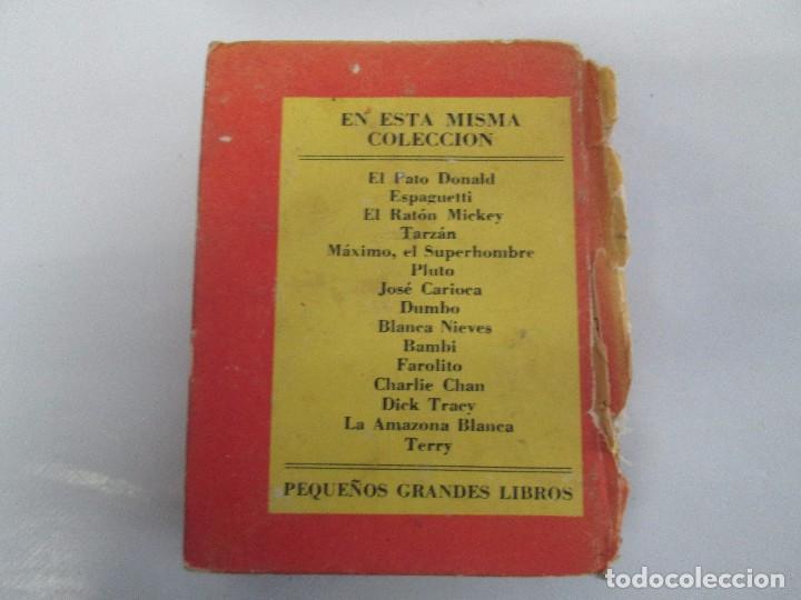 Tebeos: 8 PEQUEÑOS GRANDES LIBROS. EDITORIAL ABRIL. MANDRAKE, BUCK ROGERS, SATURNO, AMAZONA, FAROLITO.... - Foto 67 - 104629415
