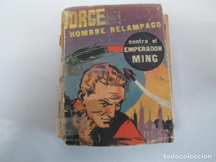Tebeos: 8 PEQUEÑOS GRANDES LIBROS. EDITORIAL ABRIL. MANDRAKE, BUCK ROGERS, SATURNO, AMAZONA, FAROLITO.... - Foto 68 - 104629415
