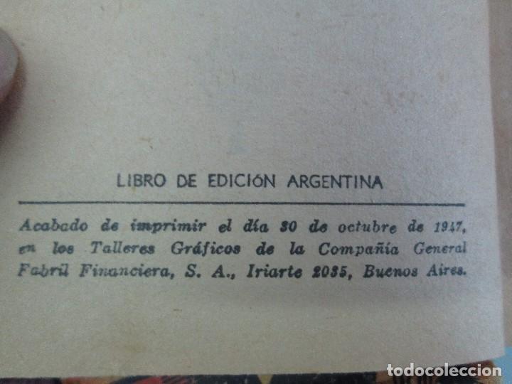 Tebeos: 8 PEQUEÑOS GRANDES LIBROS. EDITORIAL ABRIL. MANDRAKE, BUCK ROGERS, SATURNO, AMAZONA, FAROLITO.... - Foto 70 - 104629415