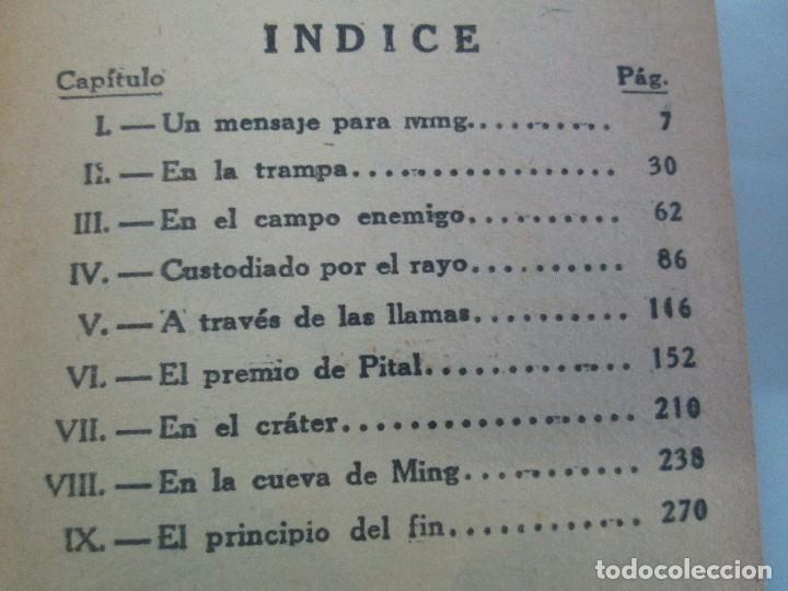 Tebeos: 8 PEQUEÑOS GRANDES LIBROS. EDITORIAL ABRIL. MANDRAKE, BUCK ROGERS, SATURNO, AMAZONA, FAROLITO.... - Foto 71 - 104629415