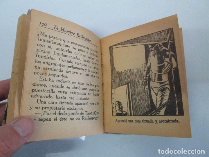 Tebeos: 8 PEQUEÑOS GRANDES LIBROS. EDITORIAL ABRIL. MANDRAKE, BUCK ROGERS, SATURNO, AMAZONA, FAROLITO.... - Foto 73 - 104629415