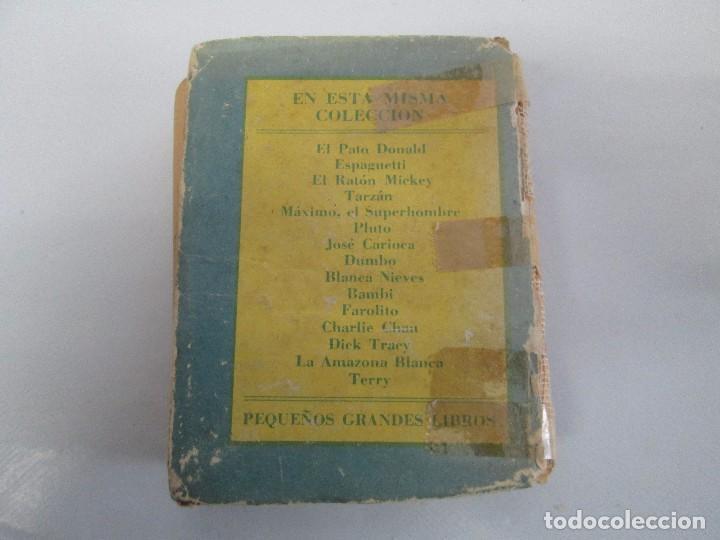 Tebeos: 8 PEQUEÑOS GRANDES LIBROS. EDITORIAL ABRIL. MANDRAKE, BUCK ROGERS, SATURNO, AMAZONA, FAROLITO.... - Foto 76 - 104629415