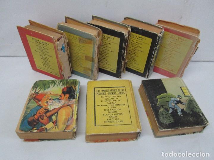 Tebeos: 8 PEQUEÑOS GRANDES LIBROS. EDITORIAL ABRIL. MANDRAKE, BUCK ROGERS, SATURNO, AMAZONA, FAROLITO.... - Foto 77 - 104629415