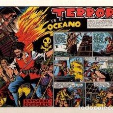 Tebeos: COLECCION COMPLETA COMICS GIGANTE 8 NUMEROS REEDICION . Lote 105144719