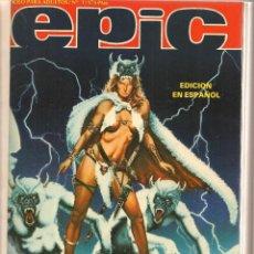 Tebeos: EPIC. 3 NROS. ¡¡ COMPLETA!!. ENCUADERNADA EN UN TOMO. DISTRINOVEL. (RF.MA)B/12. Lote 106983787