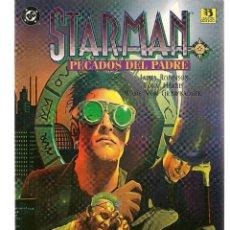 Tebeos: STAR MAN. 2 NROS. ¡¡COLECCION COMPLETA!!. DC / ZINCO (RF.MA)B/61. Lote 107099547