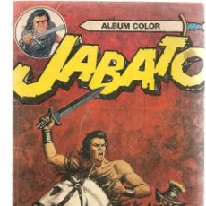 Tebeos: ALBÚM JABATO COLOR. 12 NROS. ¡¡COLECCION COMPLETA!!. BRUGUERA. (RF.MA)B/61. Lote 107099719