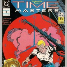 Tebeos: TIME MASTERS. 8 NROS. ¡¡COLECCIÓN COMPLETA!!. DC/ZINCO. (RF.MA)B/61. Lote 107110063